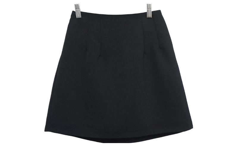 迷你裙 charcoal 彩色图像-S1L10