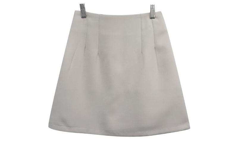 迷你裙 grey 彩色图像-S1L6