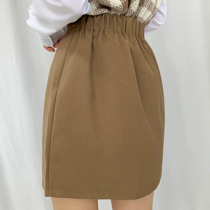迷你裙 模特形象-S1L14
